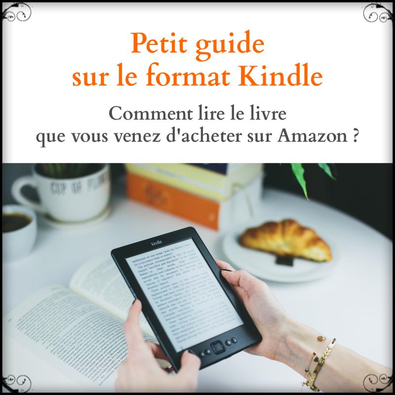 Guide Sur Le Format Kindle Au Service Des Lecteurs